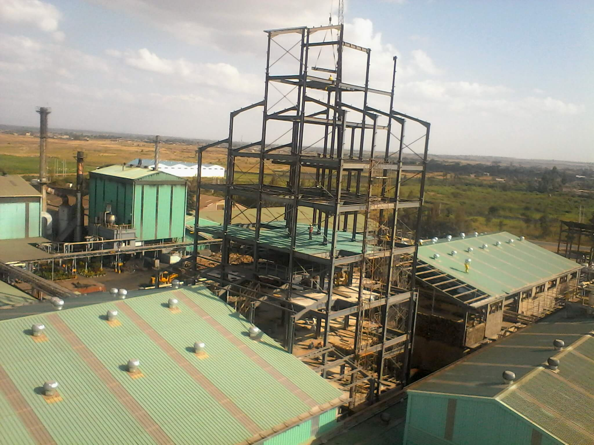 Cooking Oil Refinery & Detergent Factory-Thika,Kenya 2014 005