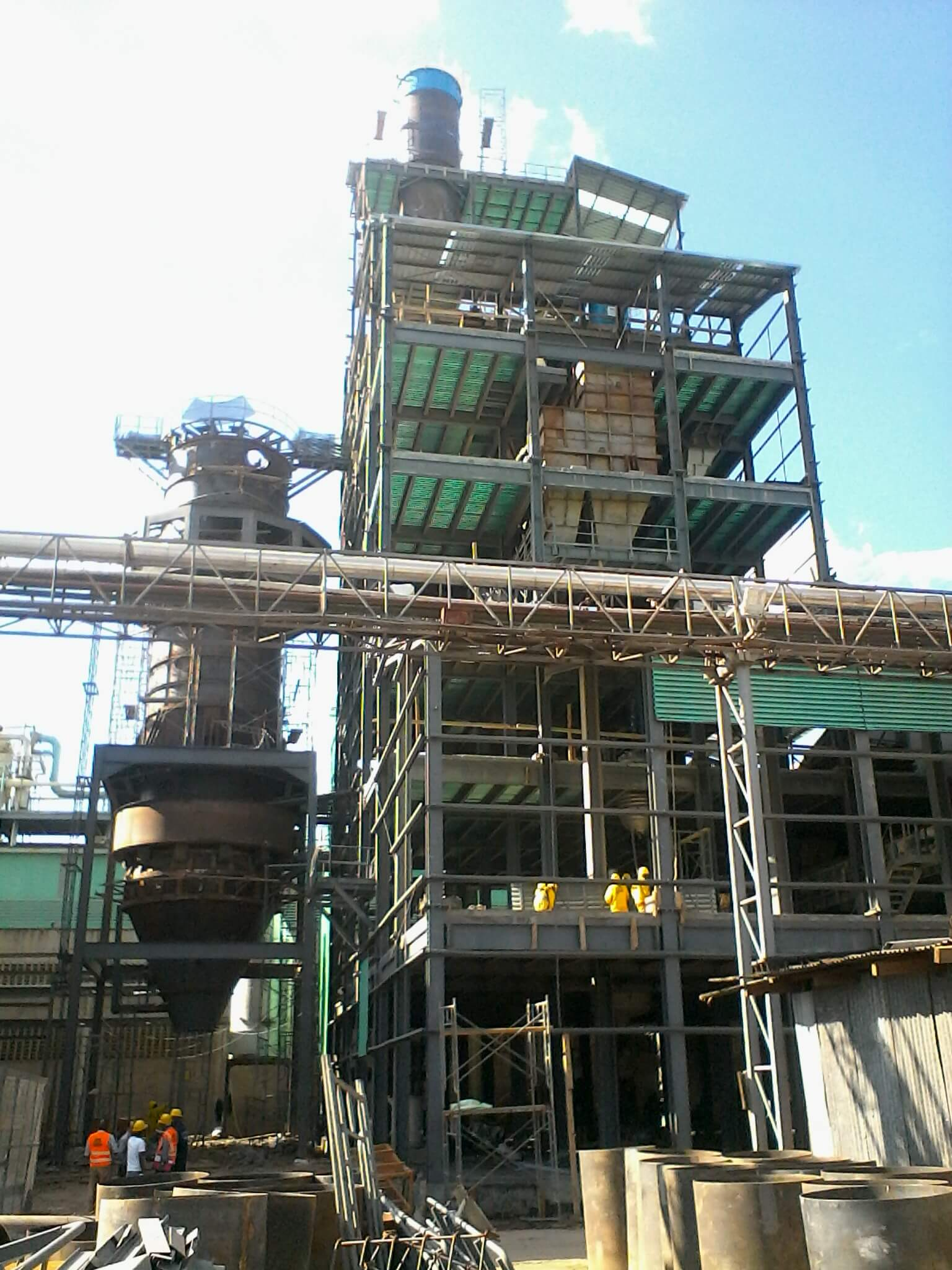 Cooking Oil Refinery & Detergent Factory-Thika,Kenya 2014 010