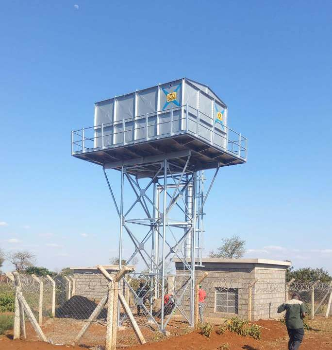 STT1061 2018- FOR SUPPLY OF PRESSED PANEL TANKS AND TOWERS