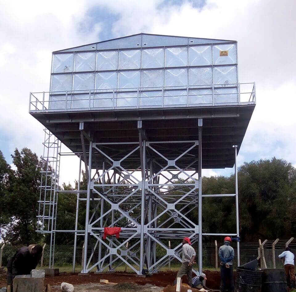 STT1131-2018 SUPPLY OF PRESSED PANEL TANK AND TOWER - TILISI DEVELOPMENT - LIMURU