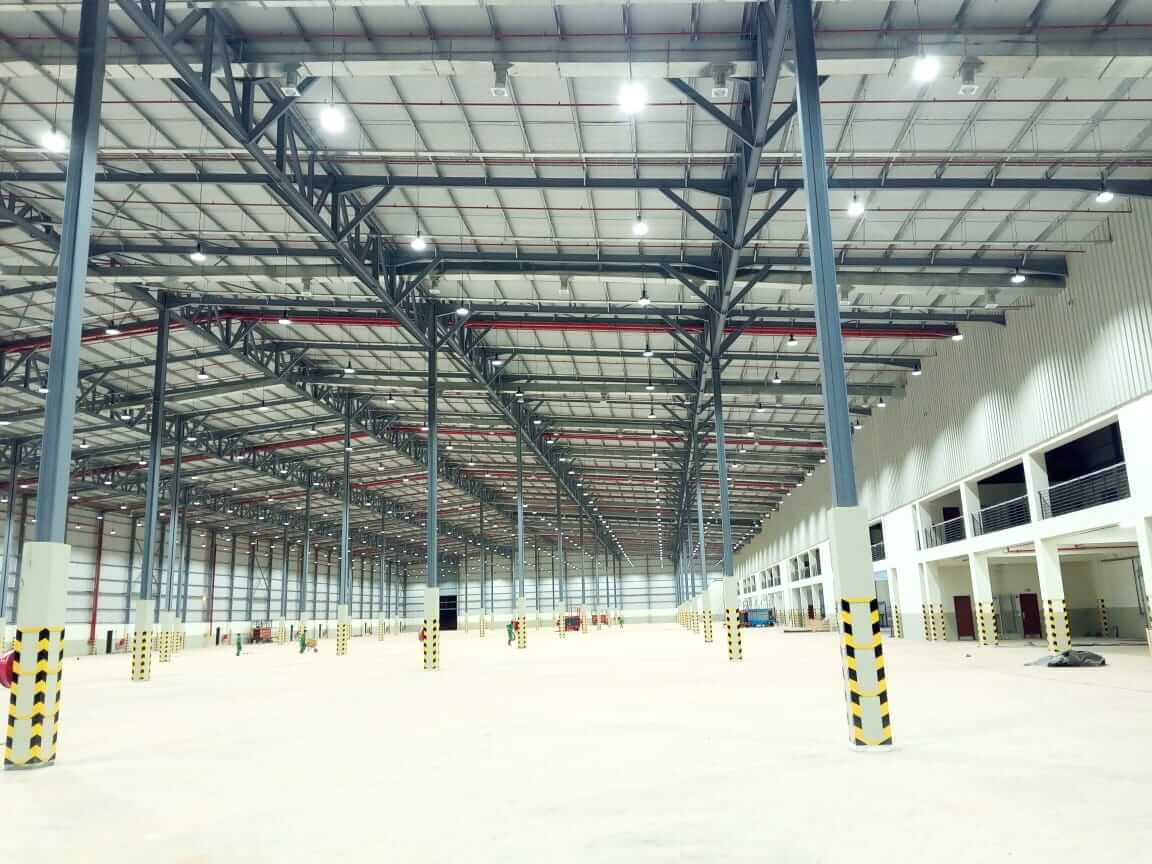 Factory Warehouse in Tatu City