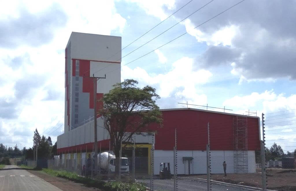 Animal Feed Manufacturing Factory in Nairobi