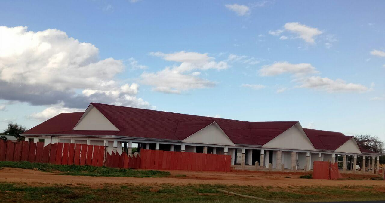 SSEF0105-2018 - ECOFRAME ROOF OVER COMMERCIAL BUILDING-MTITO ANDEI