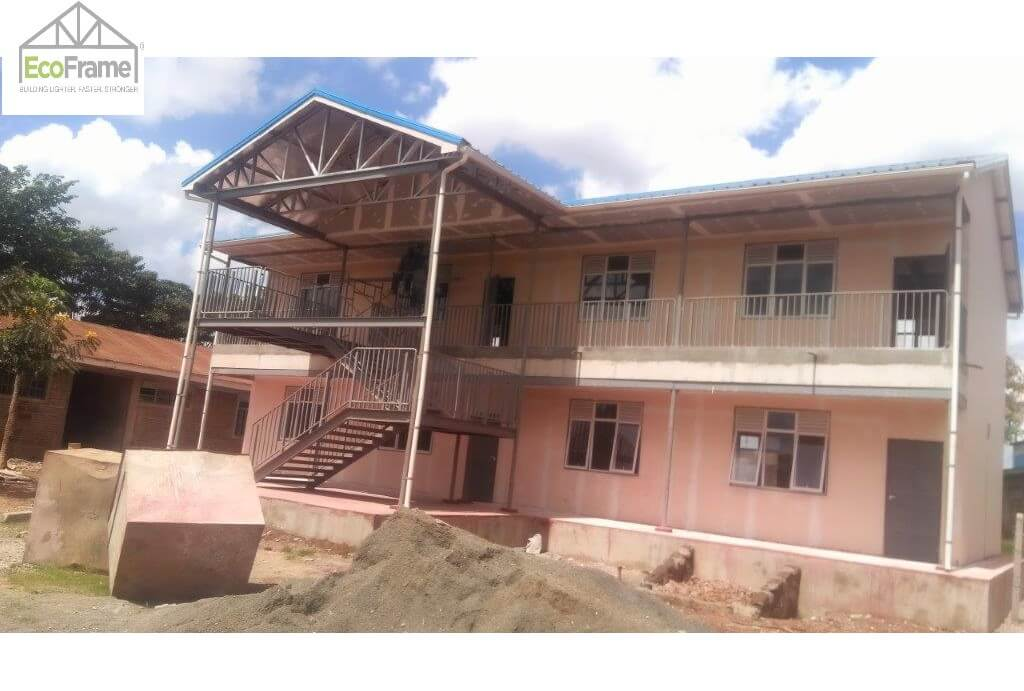 Classroom Block For a Bakery In Thika
