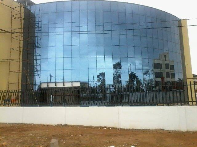 Commercial Office Structure in Tanzania
