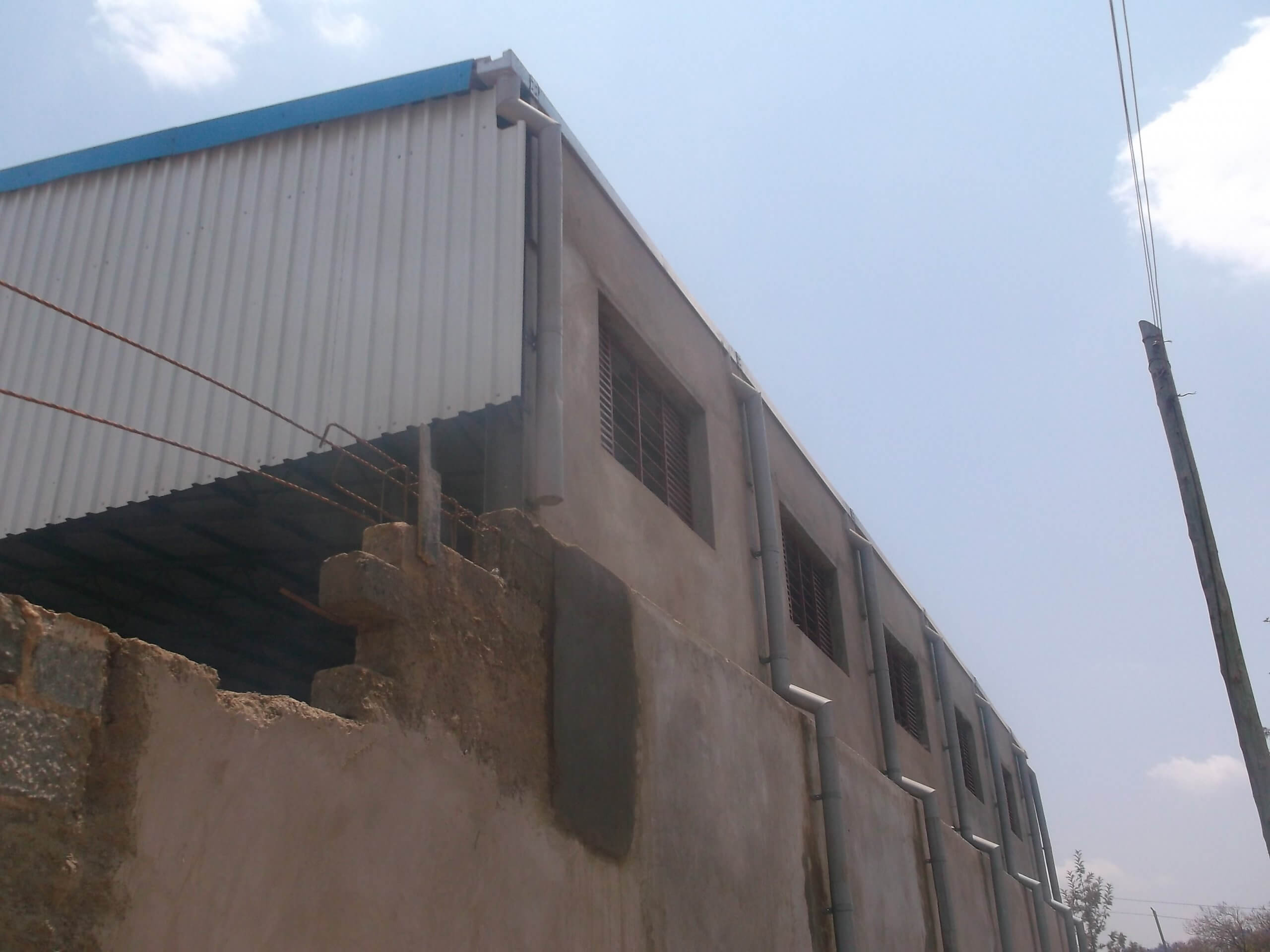 Council Temple Hall in Thika