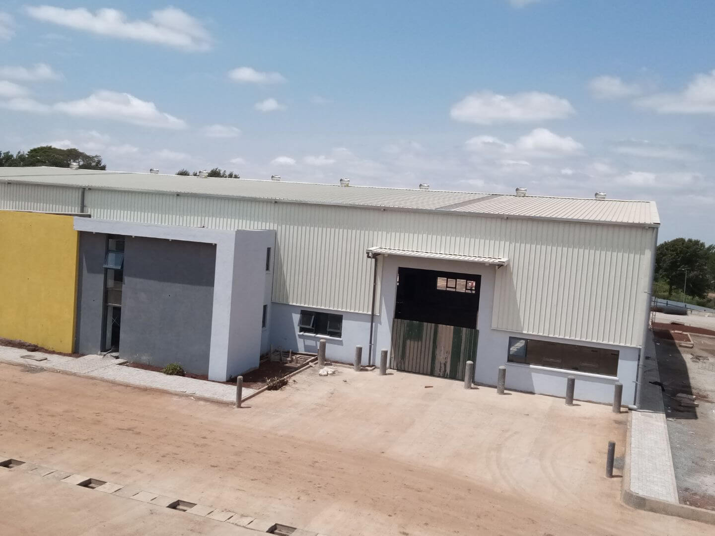 Factory Warehouses in Tilisi